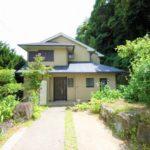 勝浦市の中古別荘 しっかりした美築物件