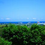 鴨川市花房 海が見える土地 広々186.94坪