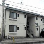 【ディアスふとみ】鴨川市太海 貸アパート2DK 外観