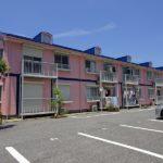 【エスペランス】鴨川市横渚 2DK貸アパート 便利な立地※ご契約済み