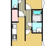 【鴨川市横渚 新築アパート】駅まで徒歩圏内 生活便利な場所1DKタイプ 外観