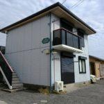 【ビューハイツ萩原A】鴨川市横渚 2DK貸アパート
