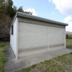 別棟の倉庫