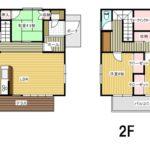 鴨川市花房 耐震、無垢材の新築物件