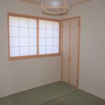 和室には収納2か所あります