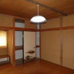 和室と続き間の洋室