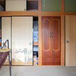 2階和室1収納(内装)