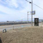 【鴨川市東江見】江見漁港、釣り場前、国道沿いの宅地