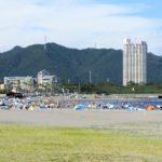 前原海岸海水浴場(周辺)