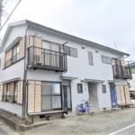 【小原ハイツ】駅、前原海岸 徒歩2分の2DKアパート