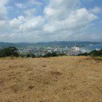 【鴨川市貝渚】広々283.85坪!海が見える高台